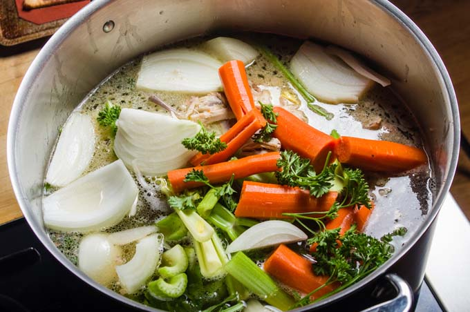 Vegetable Stock | Foodal.com