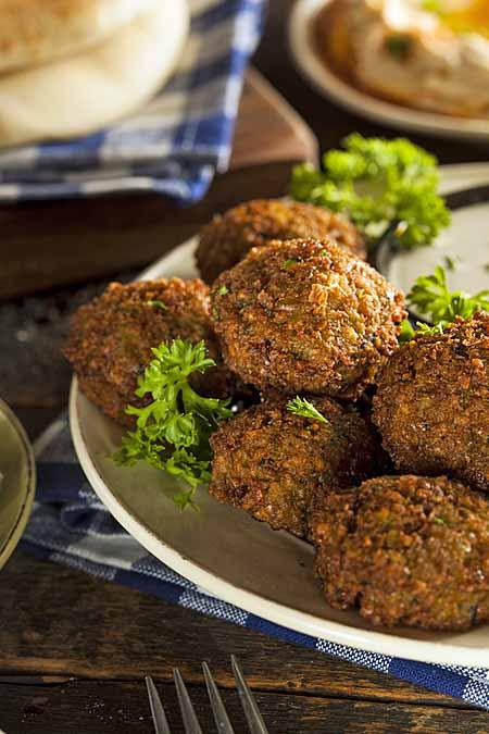 Vegetarian Falafel Balls | Foodal.com