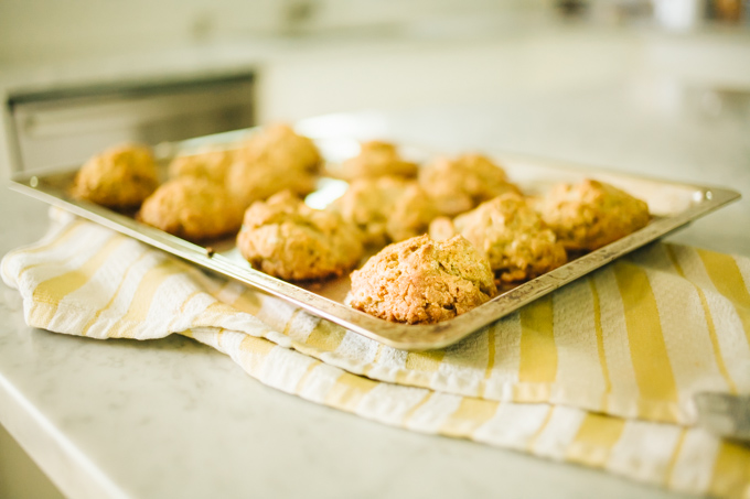 homemade buttermilk biscuits from Jessica Fechtor