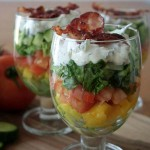 A Quick and Easty Layered Salad Recipe | Foodal.com