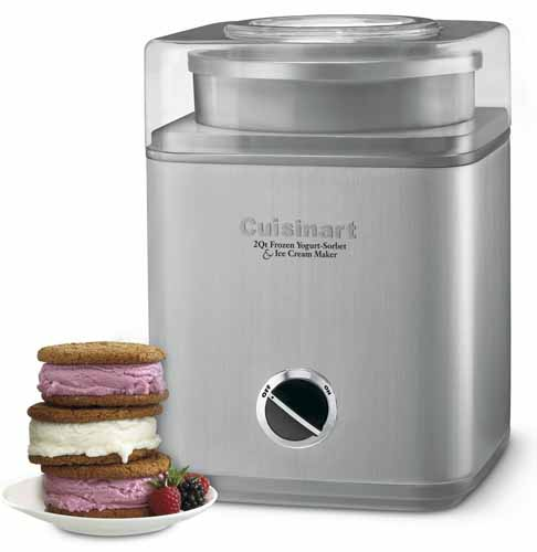 Cuisinart ICE 30BC Pure Indulgence Ice Cream Maker Review Foodal