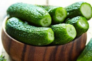 Fresh Cucumber: Lots of Possibilities and Low in Calories