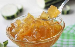 A Zesty Hot Chili Zucchini Marmalade