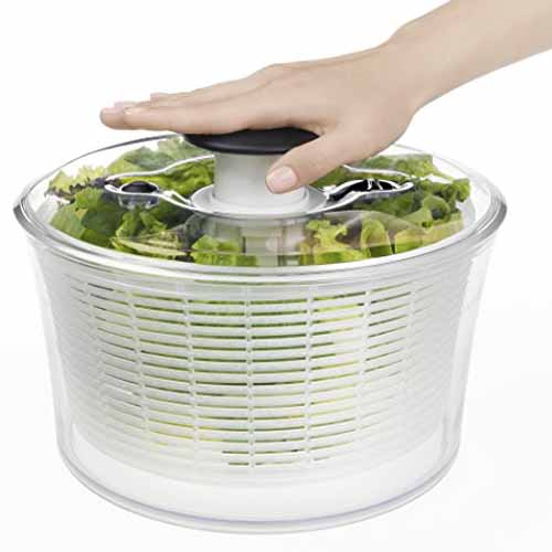 The 10 Best Salad Spinners In 2018 A Foodal Buying Guide