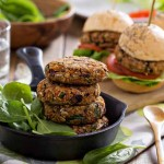 Recipe for Bountiful Bean Burgers | Foodal.com