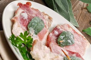 Saltimbocca Alla Romana: A Tasty Roman Trio for Summer