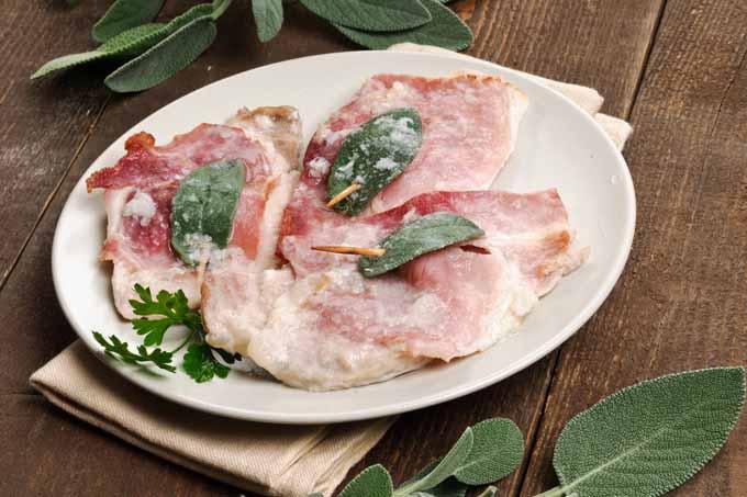 Saltimbocca Alla Romana Recipe | Foodal.com