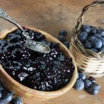 Spicy Blueberry Jam Recipe