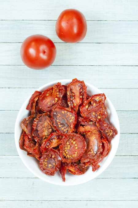 Sundried Tomatoes with a Dehyhdrator | Foodal.com