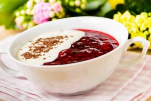 A Scrumptious Red Berry Compote: Use In-Season Berries to Wow