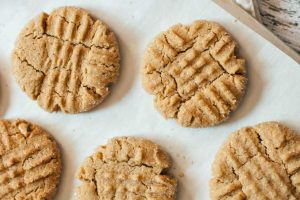 The Best Vegan Peanut Butter Cookies