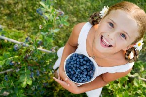 The Bountiful Benefits of Blueberries
