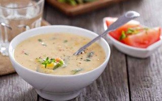 Vegetables and Corn Chowder (Vegan Friendly)