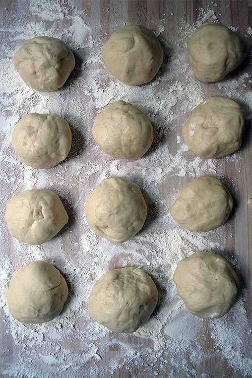 German Dampfnudeln, or steamed yeast dumplings, can be made sweet or savory. Learn how to make your own at home: http://foodal.com/recipes/comfort-food/southern-german-yeast-dumplings-a-soft-and-crispy-treat/