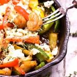 Skillet Cajun Prawns | Foodal.com