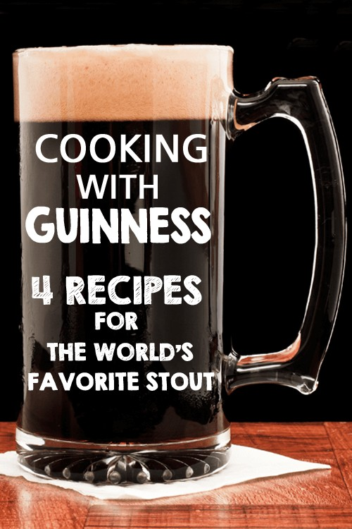 Cooking With Guinness - 4 Recipes for the World's Favorite Stout | Foodal.com
