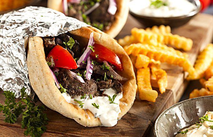 Greek Gyros | Foodal.com