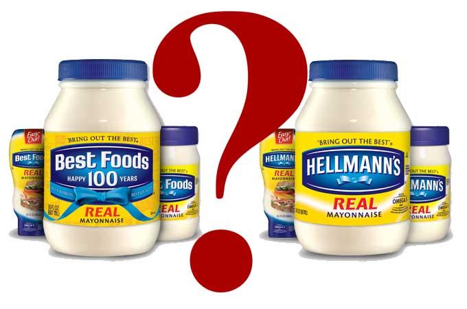 Hellmann's vs Best Foods Mayo | Foodal.com