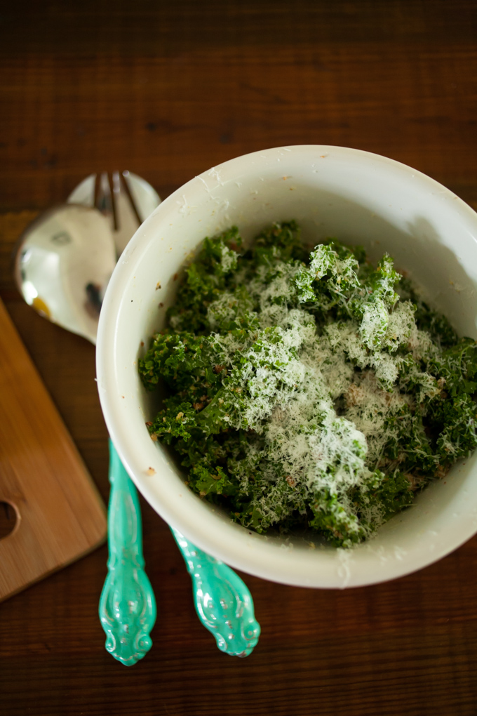 Italian kale salad-2