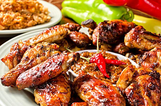 Jamaican Jerk Chicken   Foodal.com