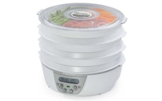 Prep Your Foods With the Affordable Presto 06301 Dehydro Digital Electric