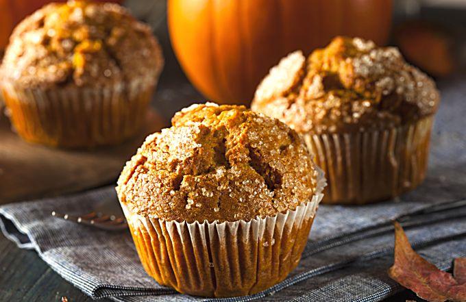 Pumpkin Nut Muffins | Foodal.com