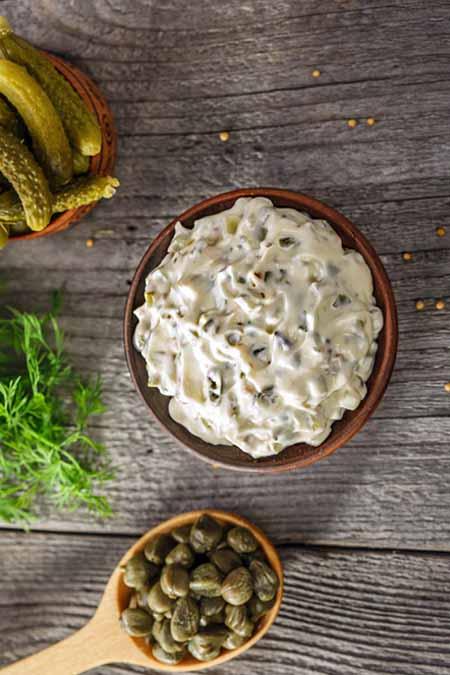 Homemade Tartar Sauce | Foodal.com