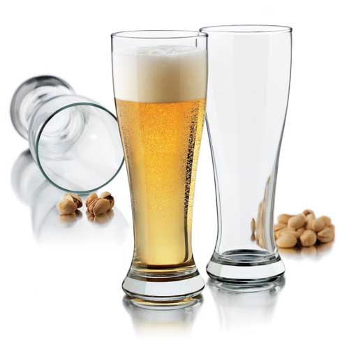 The Libbey 16-Ounce Midtown Pilsner Glass | Foodal.com