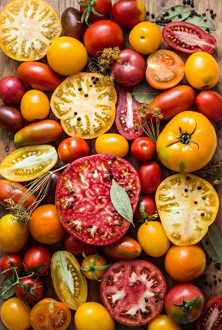 The Search For the Perfect Tomato: Heirlooms | Foodal.com