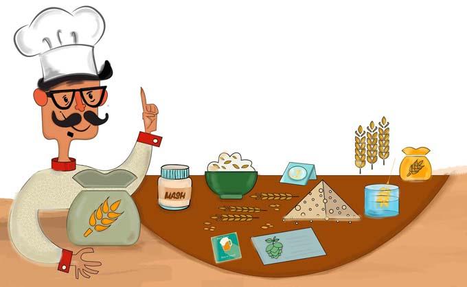How to Make Beer at Home: Mashing | Foodal.com