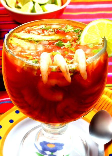 Veracruz Prawn Cocktail | Foodal.com