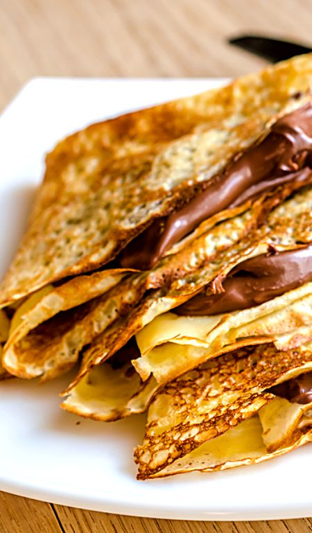 Chocolate Crepes | Foodal.com