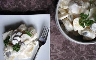 An Authentic German Potato Salad: The Real Deal