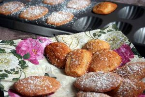 Madeleines: The Aristocrat of Cookies