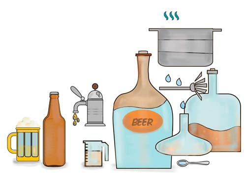 How to Make Beer at Home: Importance of Sanitation