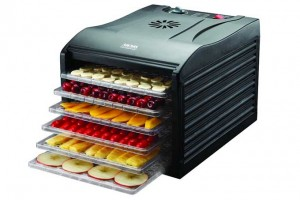 Preserve Your Bounty With The Aroma 6 Tray Professional Model