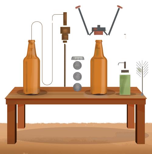 Bottling your homemade beer |Foodal.com