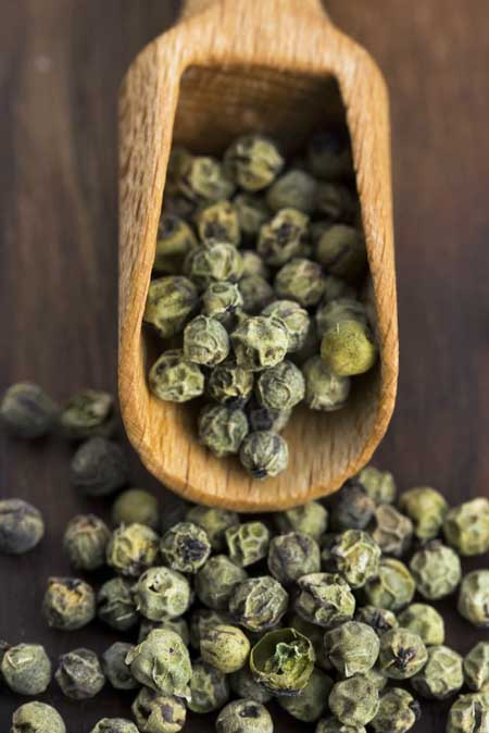 Green Peppercorns | Foodal.com