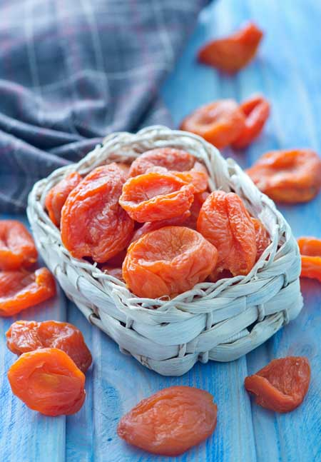 Dehydrated Apricots | Foodal.com