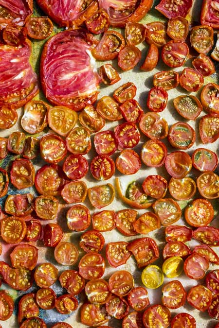 Dehydrated tomatoes | Foodal.com