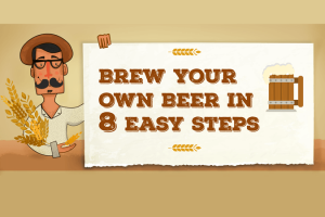 How to Brew Your Own Beer in 8 Easy Steps