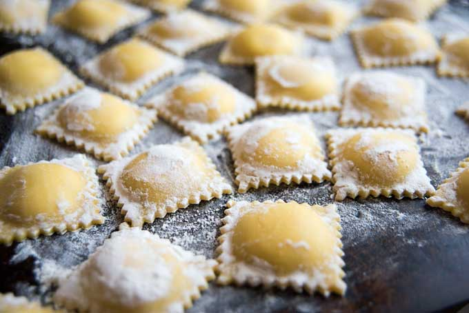 Recipe for Fresh Homemade Ravioli | Foodal.com
