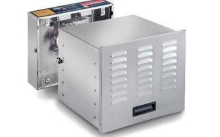 The All Stainless STX Dehydra 1200W-XLS: A Serious Dehydrator