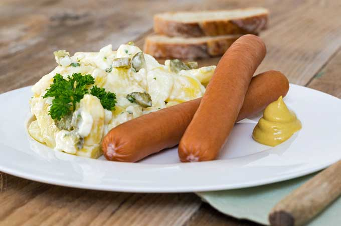 The 6 Most Famous German Sausage Varieties - Weenies & Franks | Foodal.com