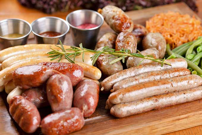 The 6 Most Famous German Sausage Varieties | Foodal.com