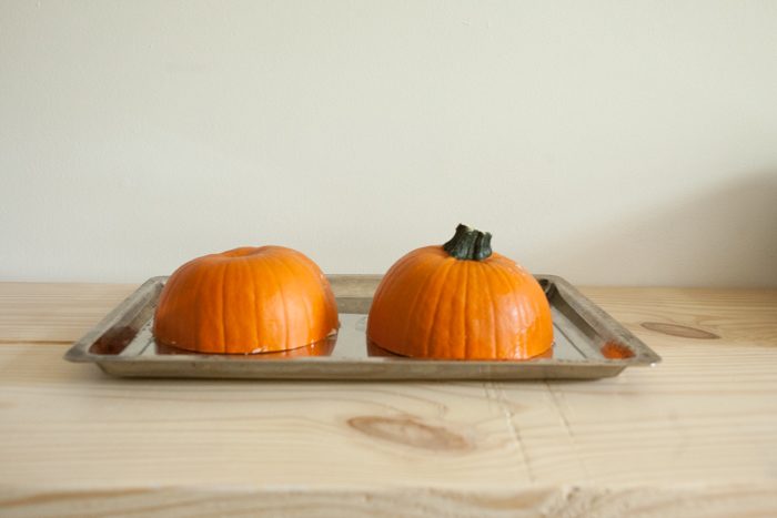 roasted pumpkin (how to)