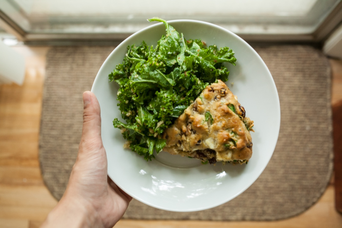 savory spinach cake from honey and jam-3