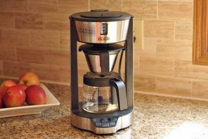 Bunn Phase Brew 8 Cup Home Coffee Maker Brewer Review Foodal