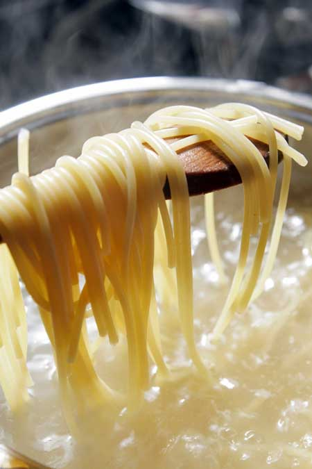 "Cooking Mistake #17: Your Pasta Gets Over-cooked to the Proverbial ""Limp Noodle"" Stage 