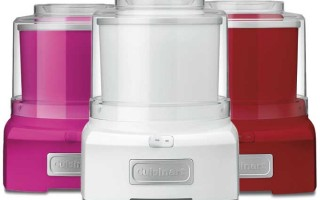 Cuisinart ICE-21 Frozen Yogurt - Ice Cream & Sorbet Maker Review | Foodal.com